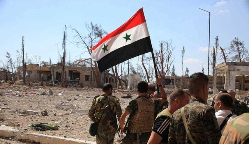 الجیش السوری یسیطر على کتیبه الدفاع الجوی جنوب حلب