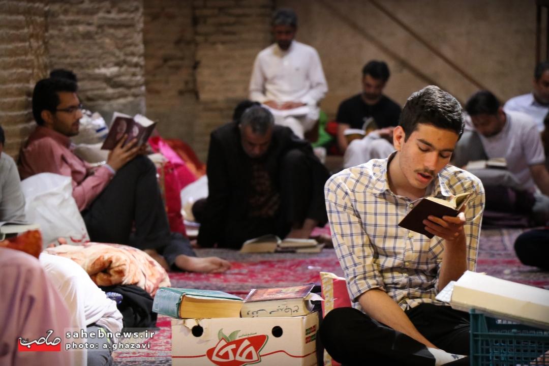 اعتکاف مسجد جامع اصفهان (10)