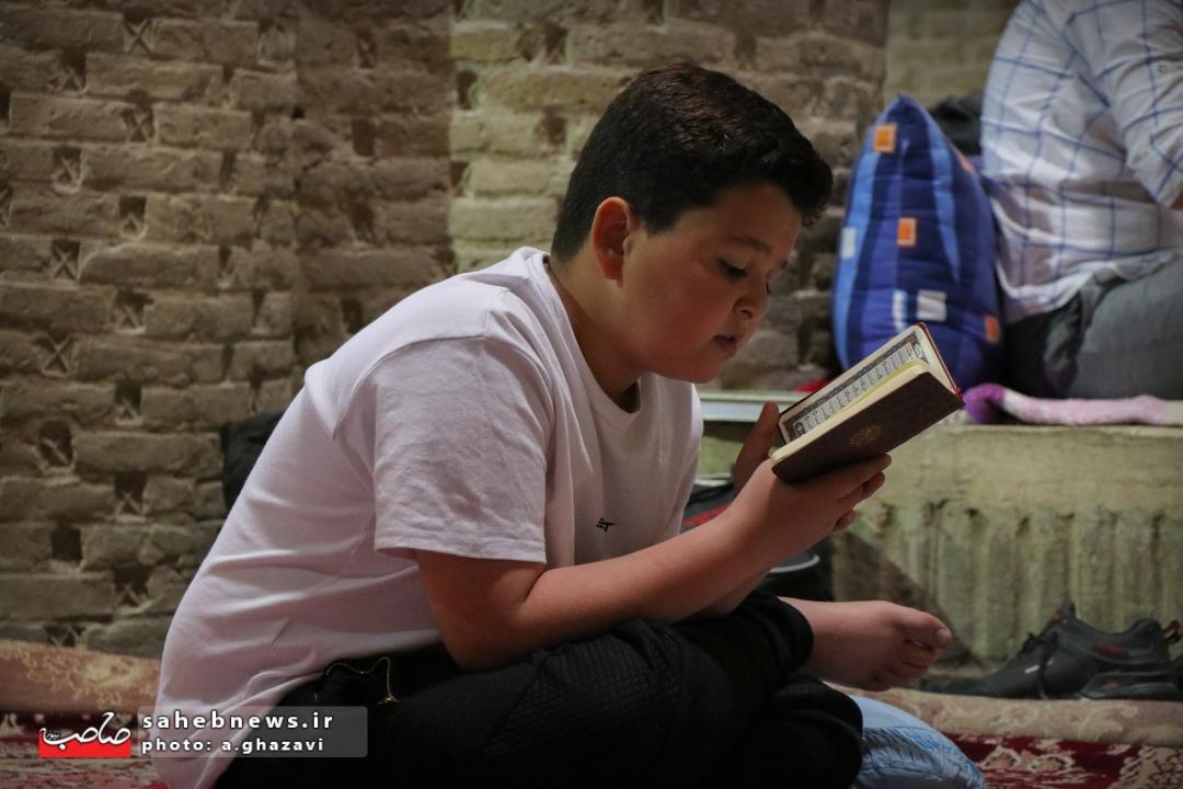 اعتکاف مسجد جامع اصفهان (12)