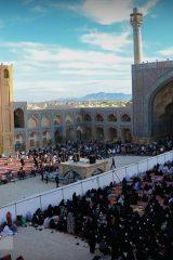 اعتکاف مسجد جامع اصفهان (13)