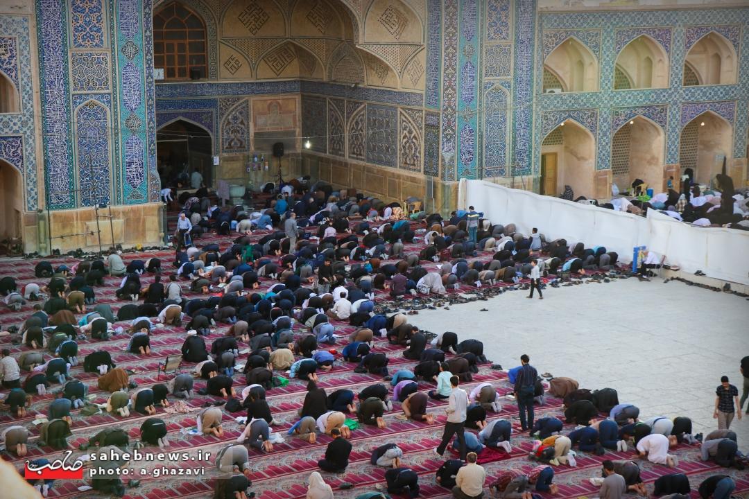 اعتکاف مسجد جامع اصفهان (14)
