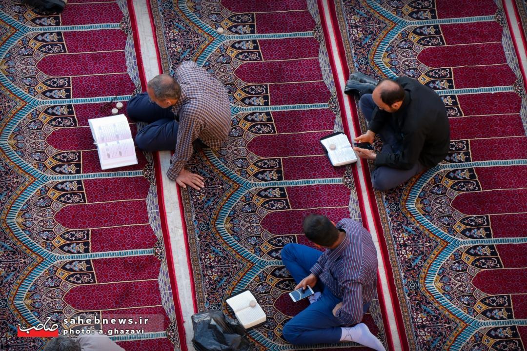 اعتکاف مسجد جامع اصفهان (15)