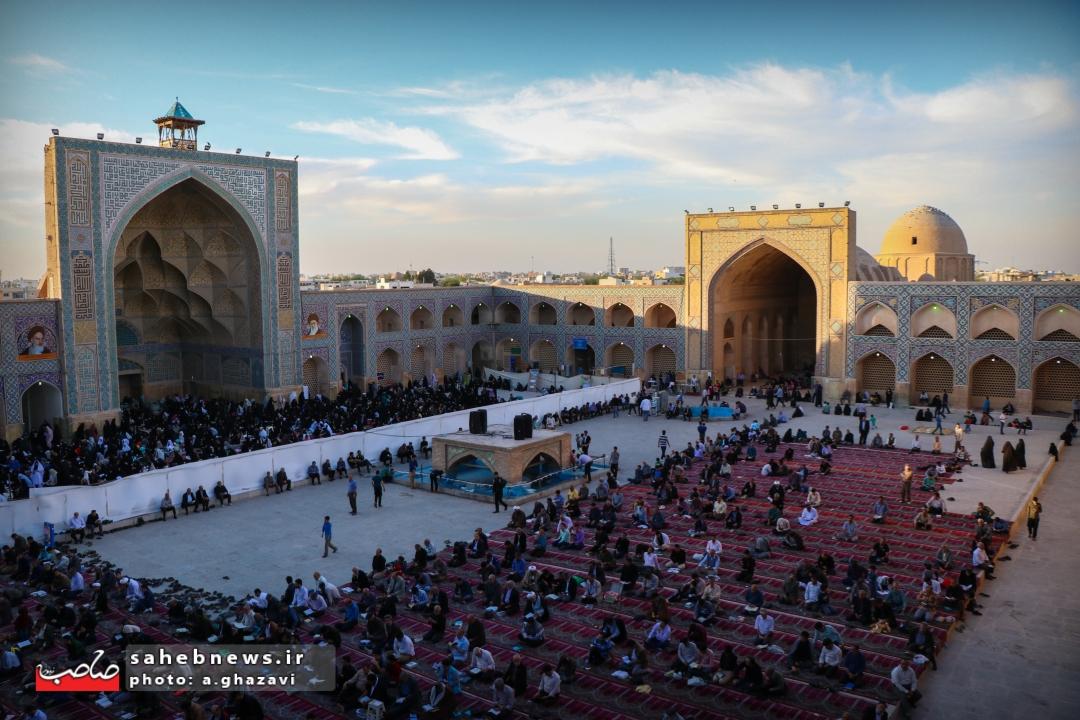 اعتکاف مسجد جامع اصفهان (17)