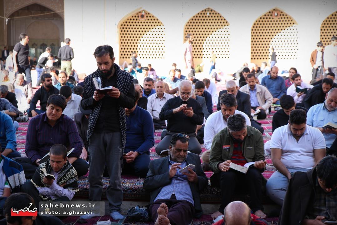 اعتکاف مسجد جامع اصفهان (2)