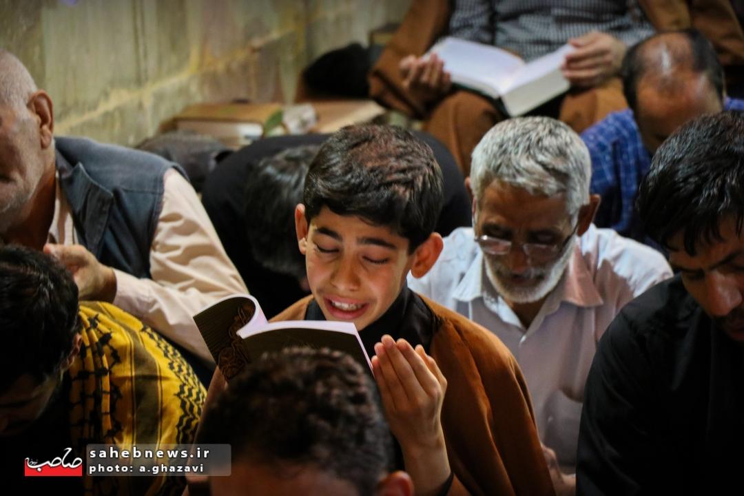 اعتکاف مسجد جامع اصفهان (23)