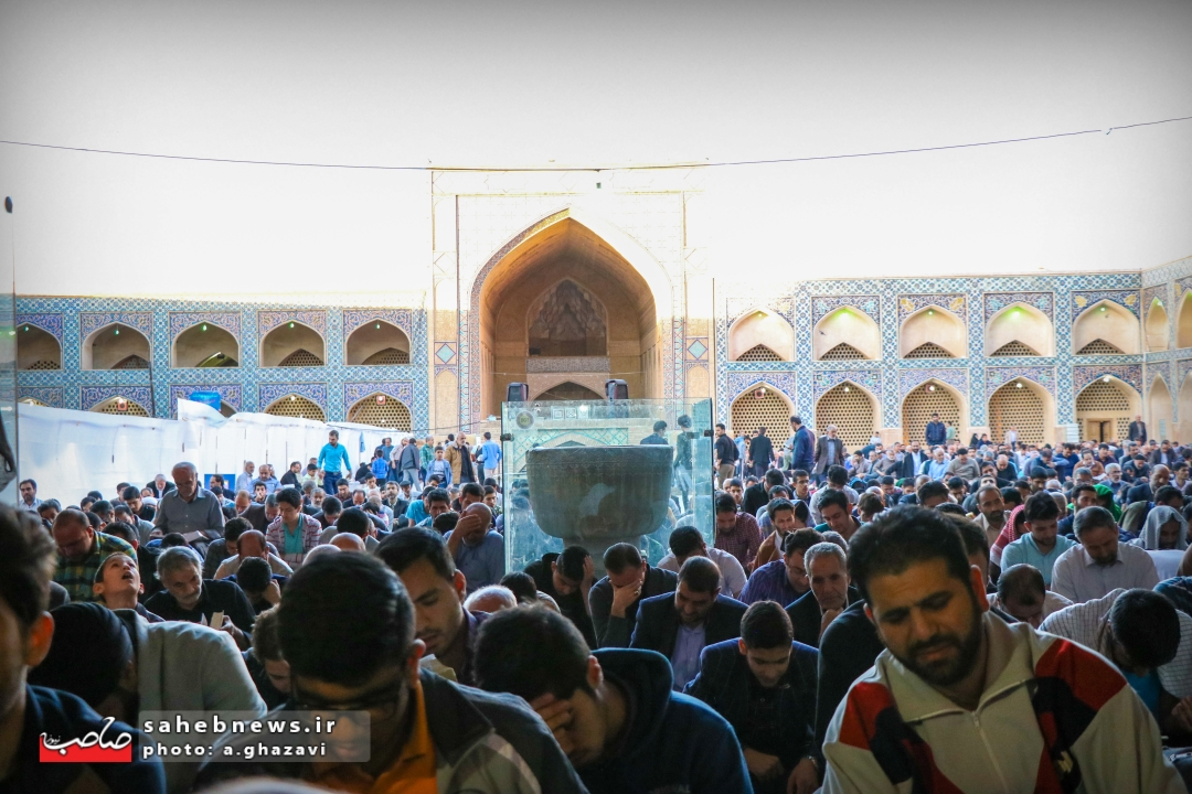 اعتکاف مسجد جامع اصفهان (25)