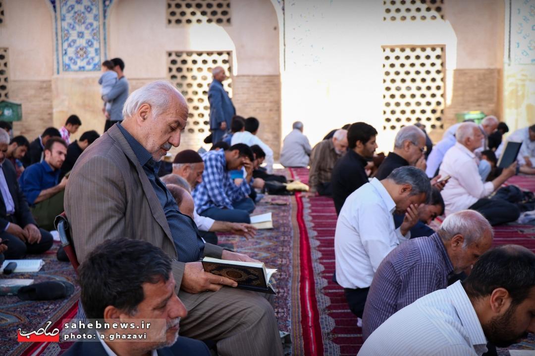 اعتکاف مسجد جامع اصفهان (26)