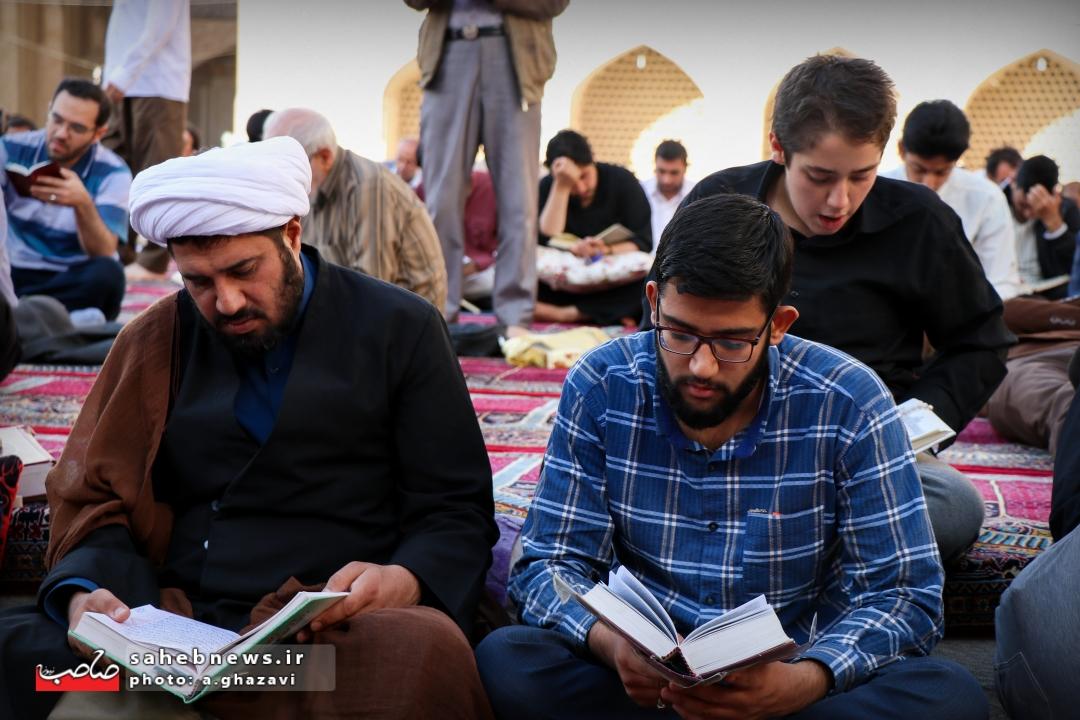 اعتکاف مسجد جامع اصفهان (3)