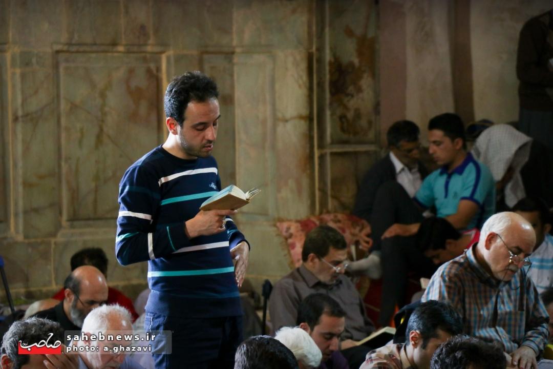 اعتکاف مسجد جامع اصفهان (5)