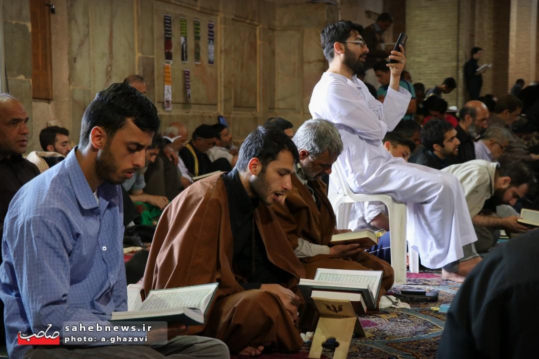 اعتکاف مسجد جامع اصفهان (6)