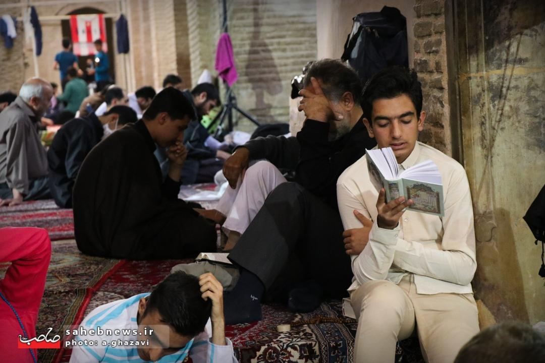 اعتکاف مسجد جامع اصفهان (7)