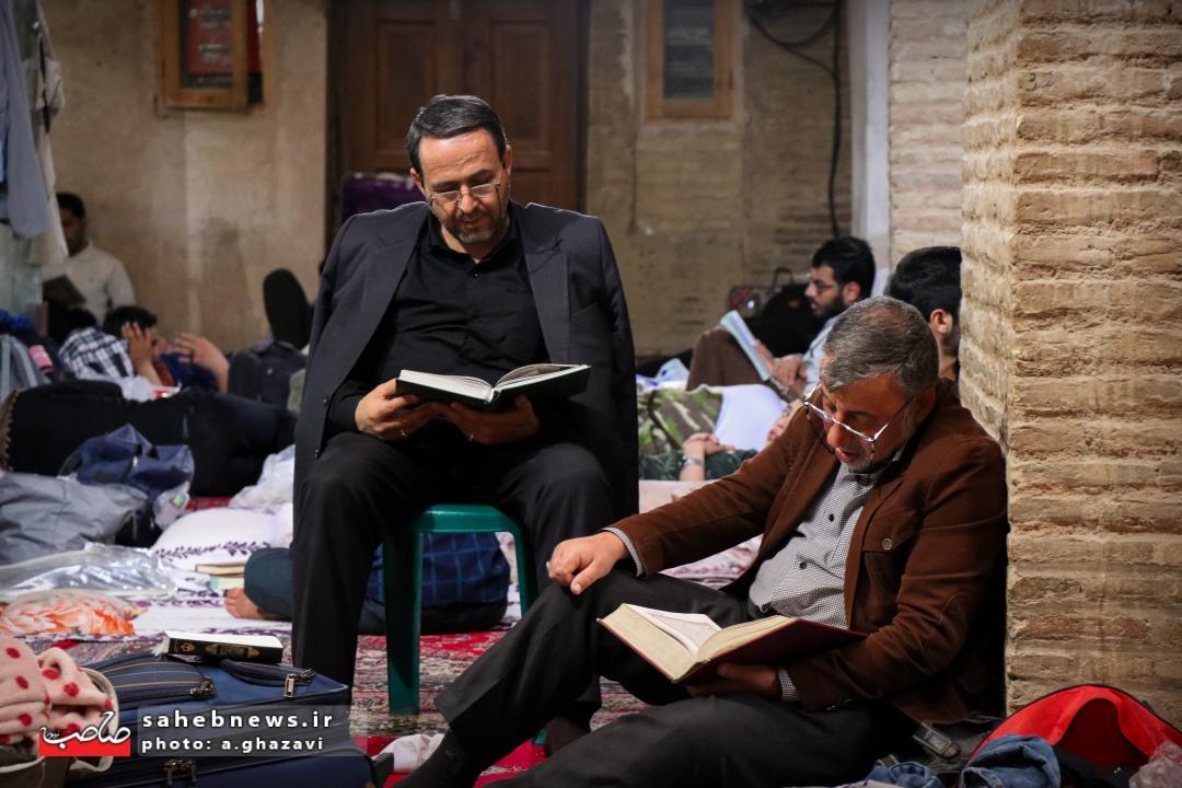 اعتکاف مسجد جامع اصفهان (8)