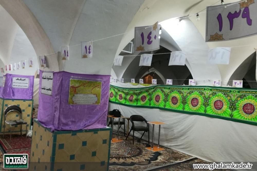 خمینی شهر اعتکاف (4)