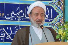 حجت الاسلام حسن دهشیری امام جمعه اردستان
