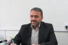 یوسفی فرد رئیس اداره ثبت احوال اردستان