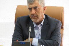 علیرضا غیور فرماندار اردستان