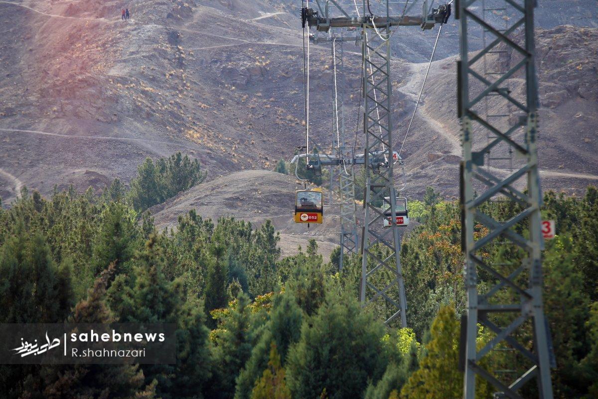 تلکابین اصفهان