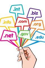 دامنه اینترنتی