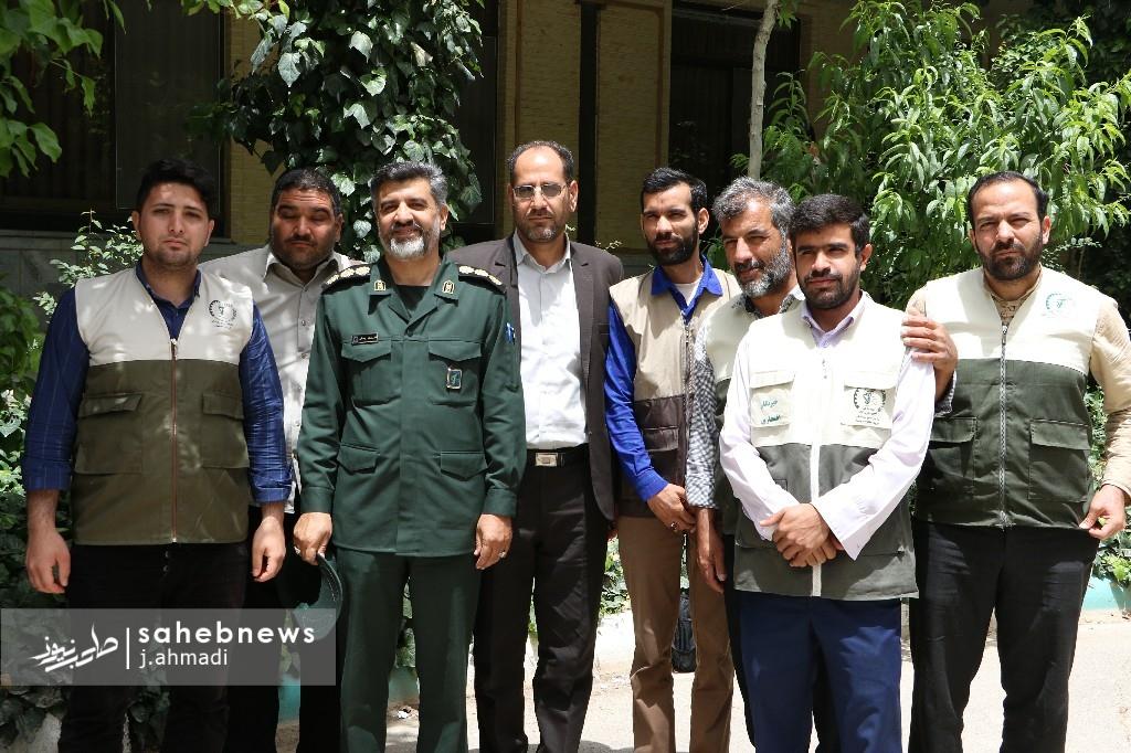 ارودهای جهادی بسیج سازندگی اصفهان (18)