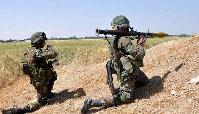 الجیش السوری یبدأ المرحله الثانیه من عملیات القصیر