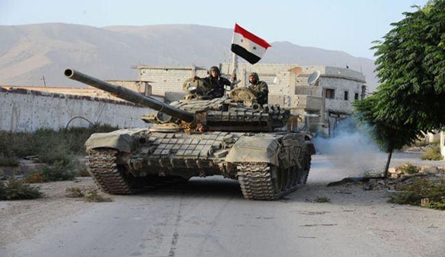 الجیش السوری یستعید السیطره على 3 بلدات بریف حماه
