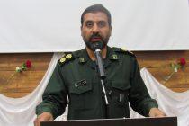 فخرل فرمانده سپاه اردستان