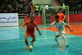 برگزاری مسابقات فوتسال اردستان