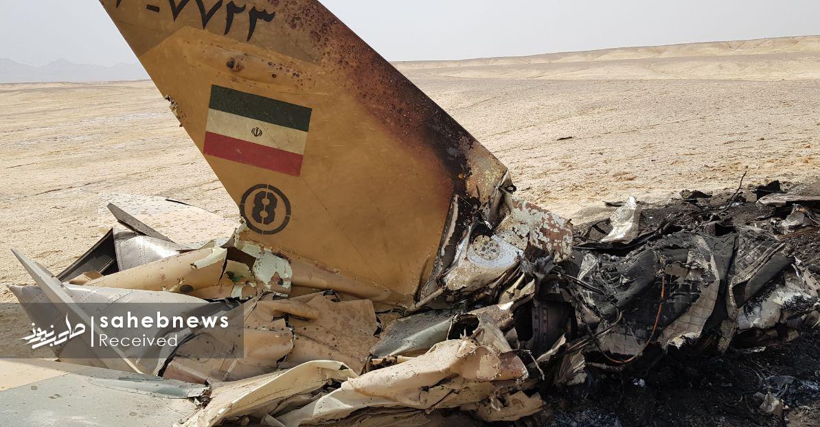 سقوط هواپیمای ارتش اصفهان (4)