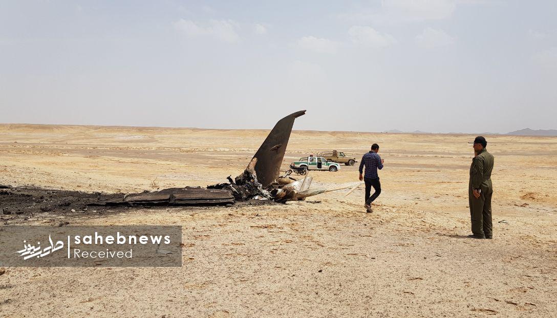 سقوط هواپیمای ارتش اصفهان (8)