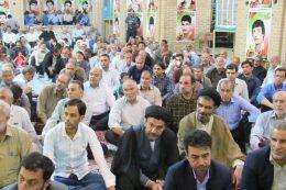 روز حماسه و ایثار مردم شهرستان اردستان