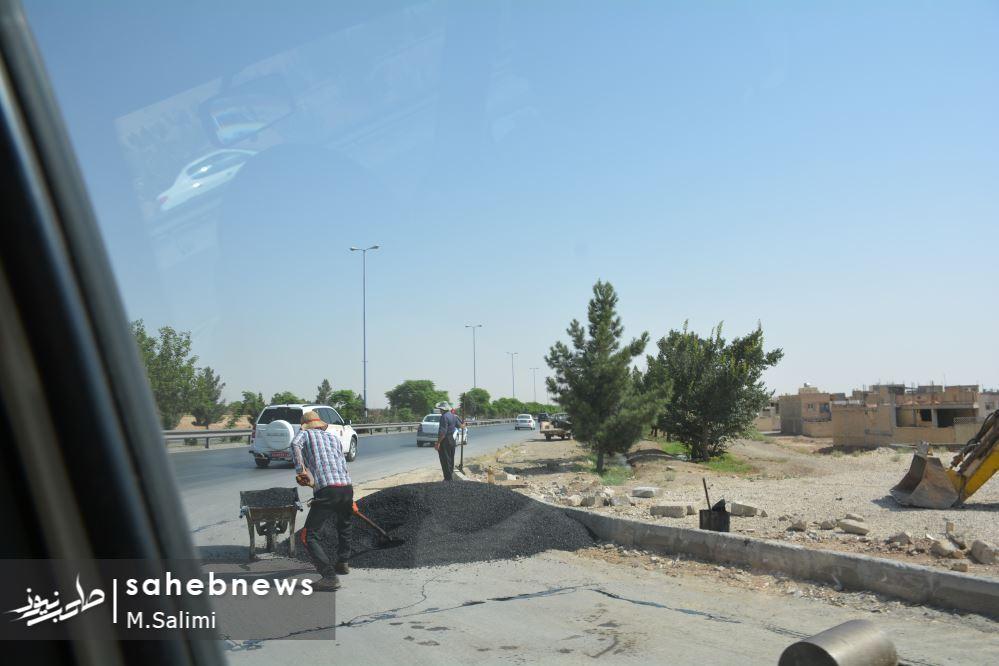 خمینی شهر راه و جاده (2)