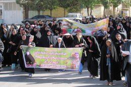 راهپیمایی حجاب97