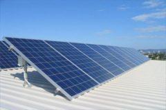 پنلهای خورشیدی