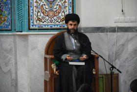 آیت الله سید علی طهماسبی
