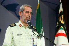 فرمانده انتظامی استان اصفهان