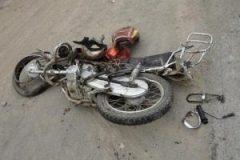 حادثه موتور