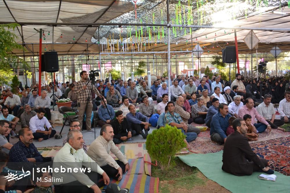 خمینی شهر - شهدای گمنام (1)