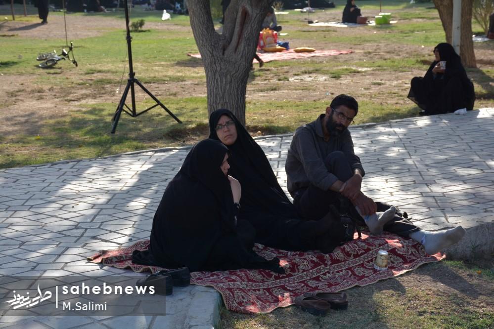 خمینی شهر - شهدای گمنام (19)