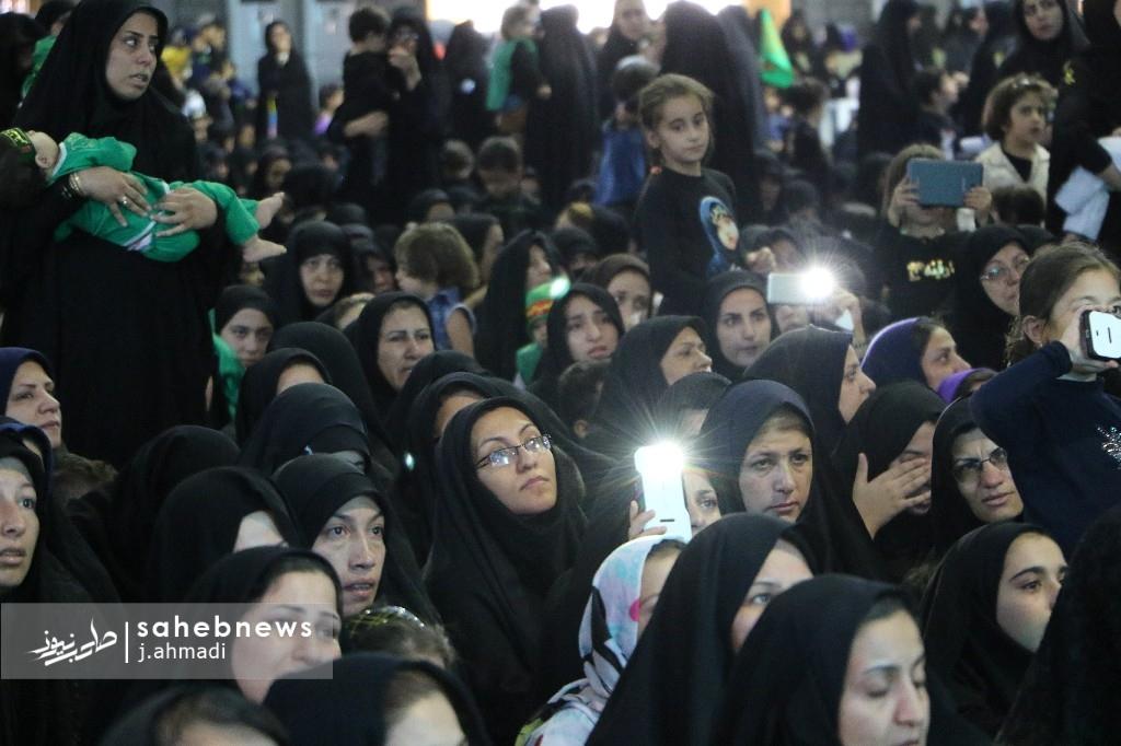 شیرخوارگان حسینی نجف آباد (1)