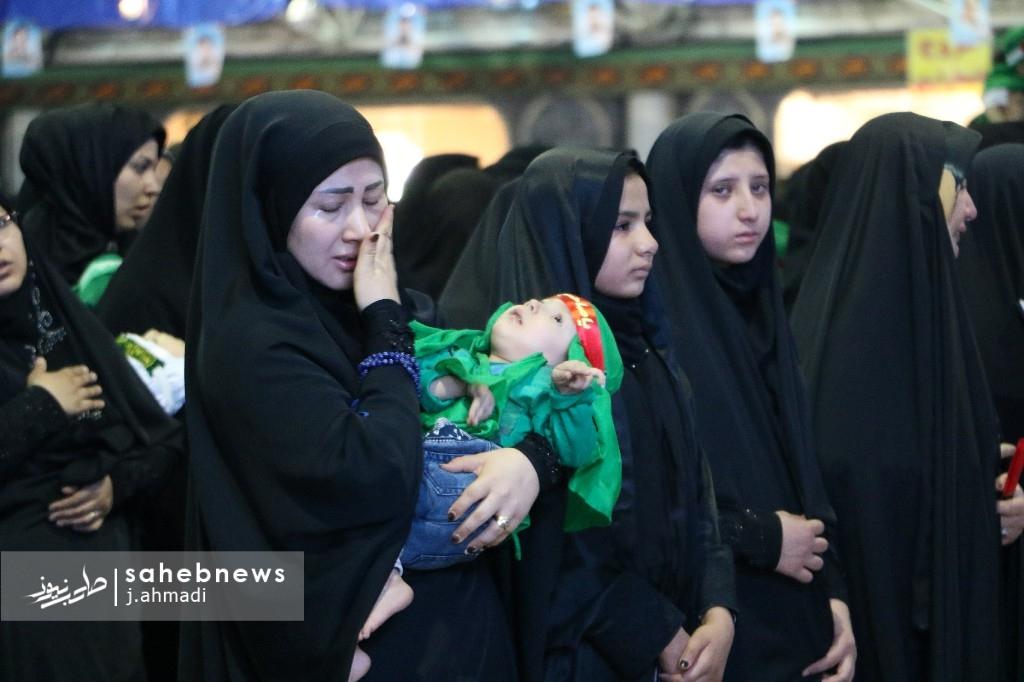 شیرخوارگان حسینی نجف آباد (11)