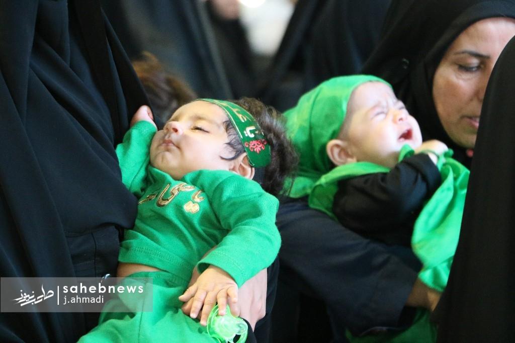 شیرخوارگان حسینی نجف آباد (14)