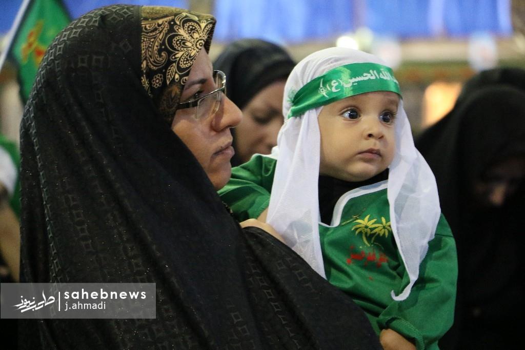 شیرخوارگان حسینی نجف آباد (16)