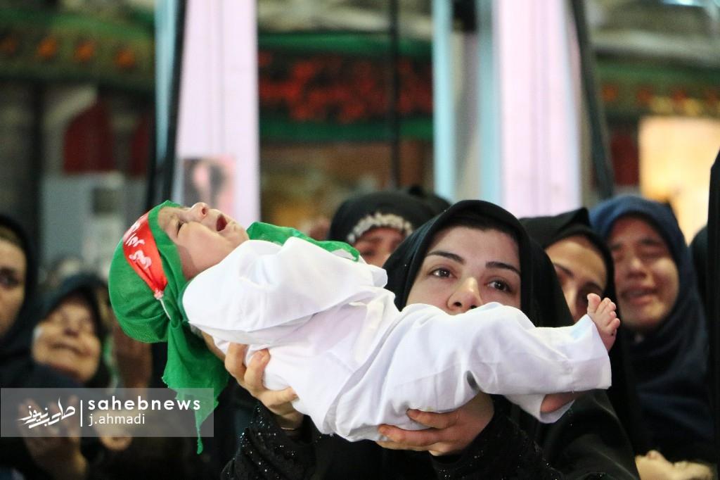 شیرخوارگان حسینی نجف آباد (20)