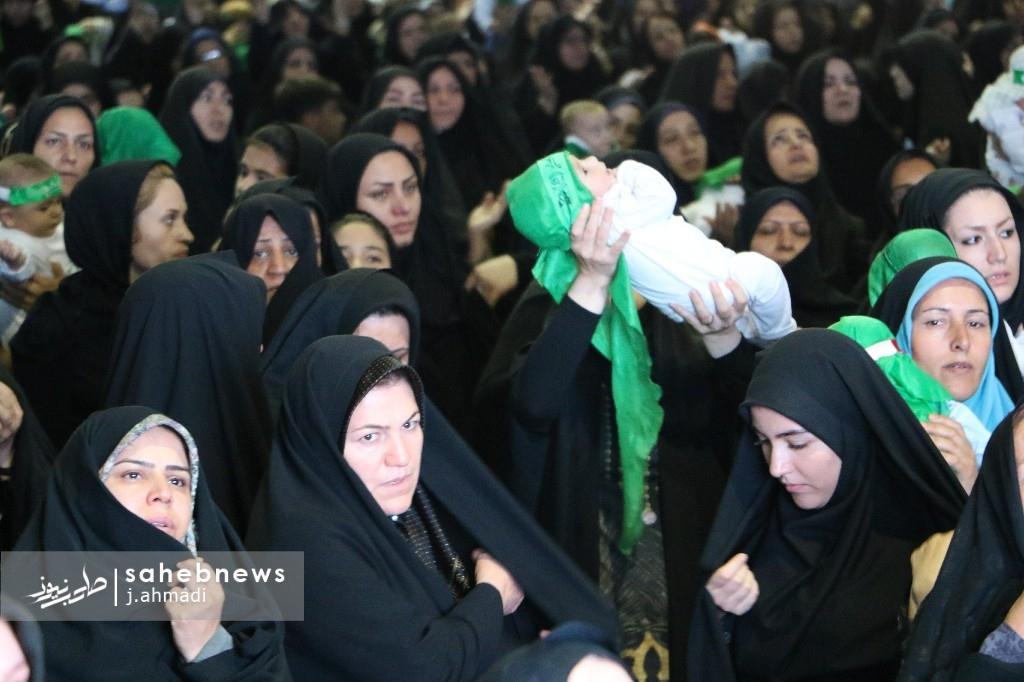 شیرخوارگان حسینی نجف آباد (24)