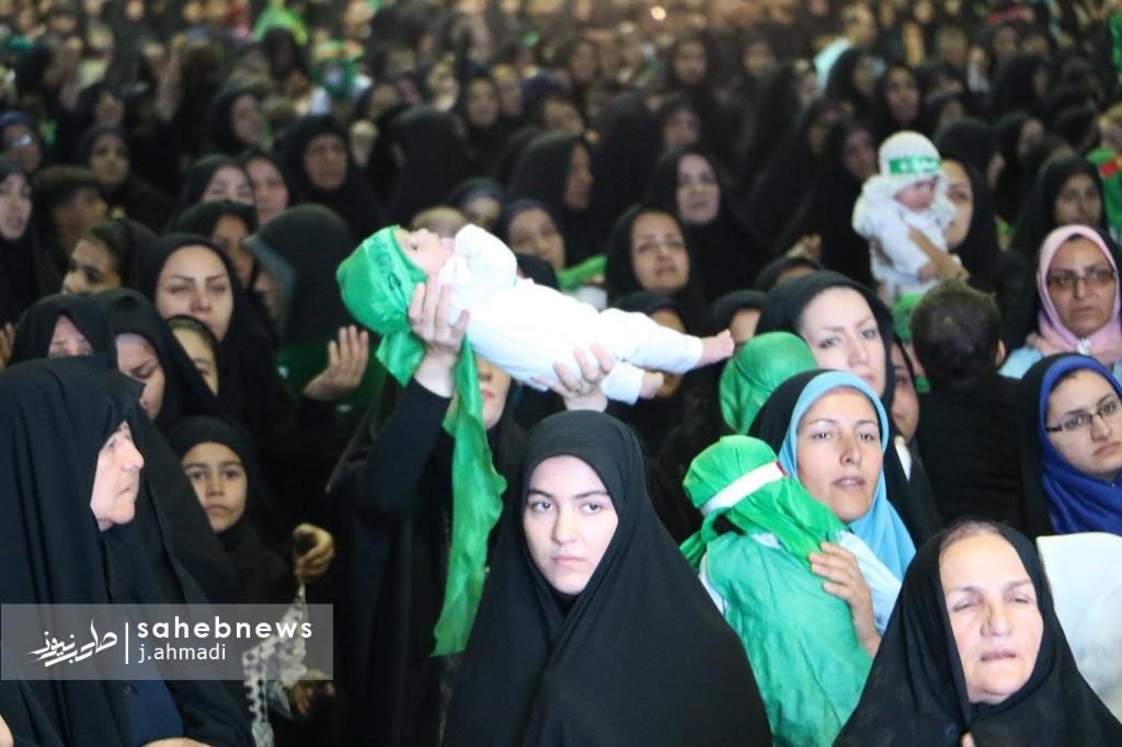 شیرخوارگان حسینی نجف آباد (25)