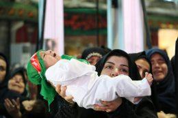 شیرخوارگان حسینی نجف آباد