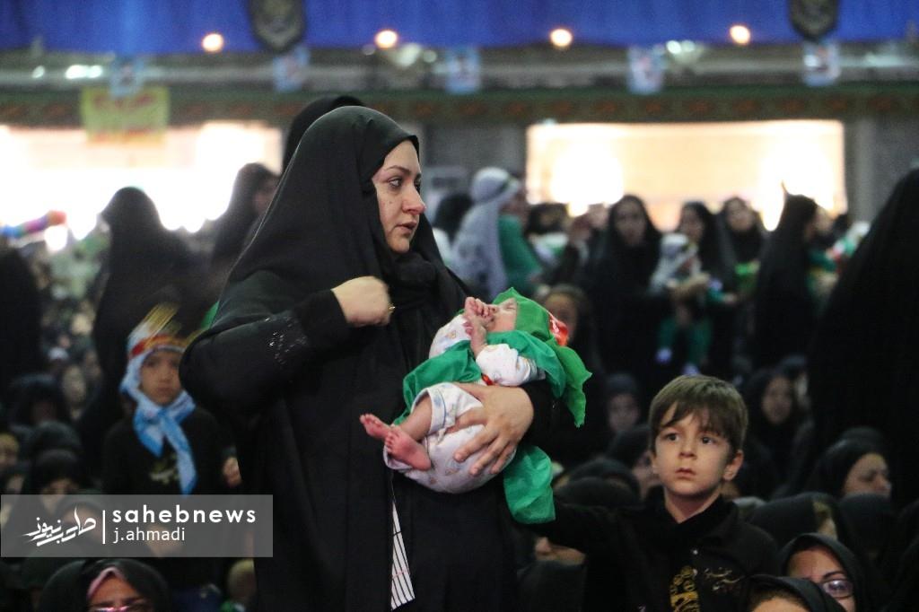 شیرخوارگان حسینی نجف آباد (35)