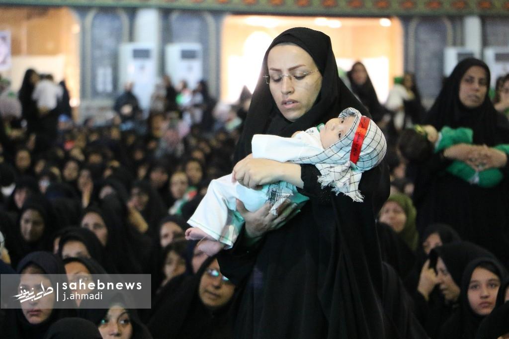 شیرخوارگان حسینی نجف آباد (36)