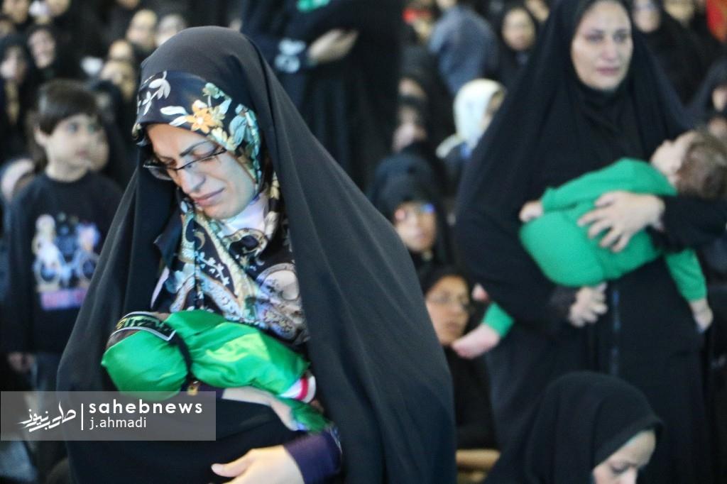 شیرخوارگان حسینی نجف آباد (4)