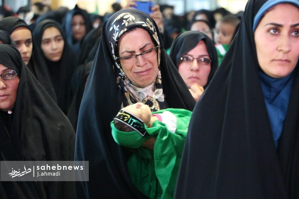 شیرخوارگان حسینی نجف آباد (8)